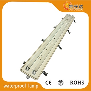 t8 36w fluorescent lamp with single and double tube