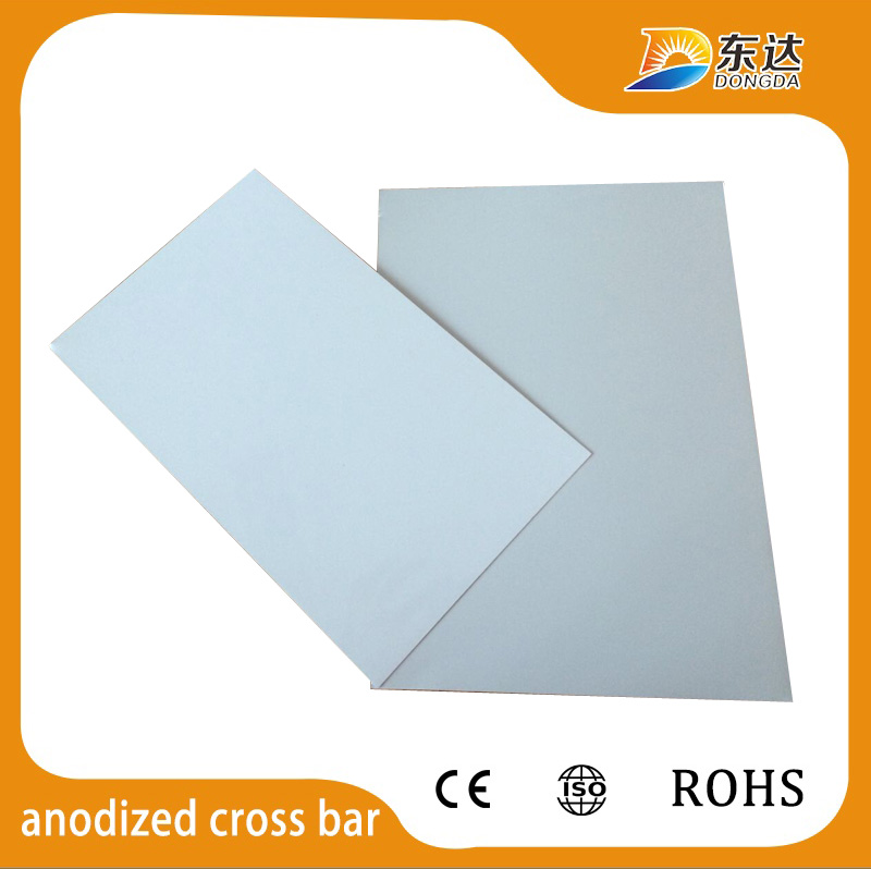 high gloss paint aluminum plate